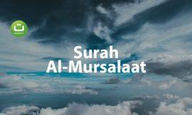 Surah Al Mursalaat – Said Al Khatib ᴴᴰ