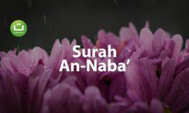 Tadabbur Surah An-Naba Sangat Menyentuh – Salah Mussaly ᴴᴰ
