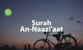Tadabbur Surah An-Naazi'aat Menenangkan – Salah Mussaly ᴴᴰ