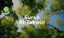 Surah At-Takwiir – Salah Mussaly ᴴᴰ