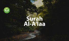 Surah Al-A'laa Merdu – Salah Mussaly ᴴᴰ