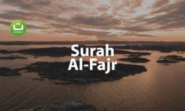 Tadabbur Surah Al Fajr Merdu – Salah Mussaly ᴴᴰ
