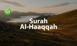 Surah Al Haaqqah – Mishari Rasyid Al-Afasy ᴴᴰ