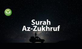 Surah Az Zukhruf Merdu – Hani Ar-Rifa'i ᴴᴰ