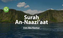 Imam Merdu Zain Abu Kautsar – Surah An-Naazi'aat ᴴᴰ