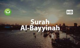 Surah Al Bayyinah Merdu – Salah Mussaly ᴴᴰ
