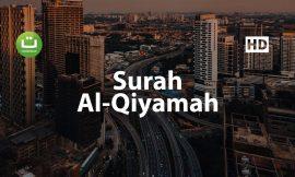 Surah Al Qiyamah Merdu Terjemahan – Abdul Majid al-Arkani ᴴᴰ