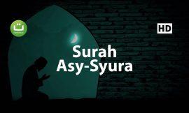 Tadabbur Surah Asy Syura Terjemah – Bashir Abdallah ᴴᴰ
