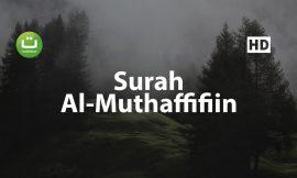 Surah Al Muthaffifiin Beautiful Quran Recitation – Siratulla Raupov ᴴᴰ