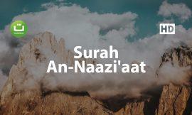 Tadabbur Surah An-Naazi'aat Merdu – Siratullo Raupov ᴴᴰ