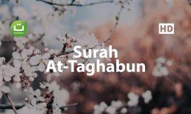Tadabbur Surah At Taghabun – Mishari Rasyid Al-Afasy ᴴᴰ