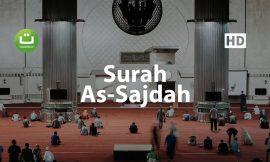 Surah As Sajdah Beautiful Quran Recitation – Anas Al Emadi ᴴᴰ