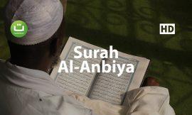 Surah Al Anbiya – Yasser Al-Dosari ﺳﻮﺭﺓ ﺍﻷﻧﺒﻴﺎء  ᴴᴰ