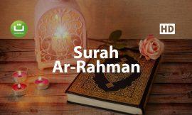 Bacaan Quran Merdu Surah Ar Rahman – Siratullo Raupov ᴴᴰ