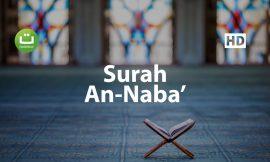 Surah An Naba' – Ahmad Isrofiel Mardlatillah ᴴᴰ